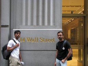 In Wall Street