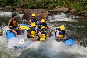 Adventurous Rafting @ Ocoee